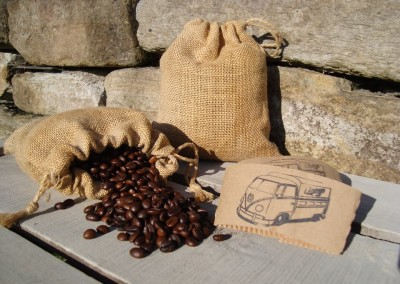 The Vintage Split Coffee Beans
