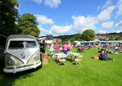 VW Movies In The Park Matlock